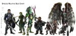 Airth Species Height-Chart